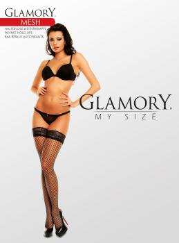 4XL G-50424 GLAMORY Support 40 TEINT  Herrenstrumpfhose M